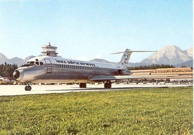 Inex-Adria DC-9 NAI 1